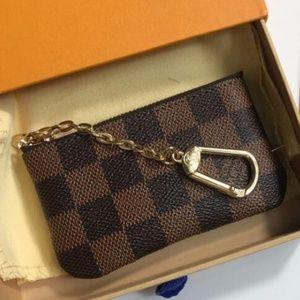 LV small key wallet
